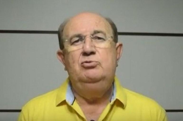 Dinaldo Wanderley - Ex-prefeito e ex-deputado Dinaldo Wanderley morre de coronavírus