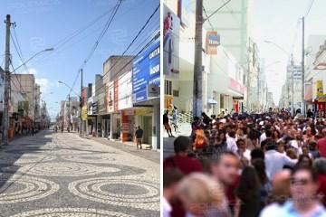 FECHA E ABRE - FECHA E ABRE: Novo decreto endurece isolamento social e sinaliza para flexibilização gradual da economia na Grande João Pessoa