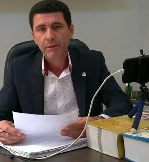 GL - Vereador repudia truculência da Prefeitura de CG na demolição de boxes de feira