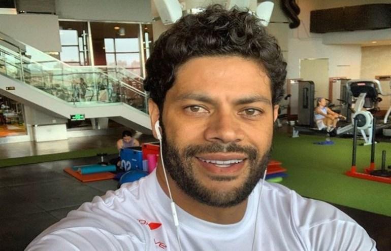 Hulk - Hulk diz que foi enganado por sócios na Paraíba e aciona a Justiça
