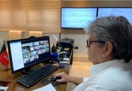 João Azevêdo anuncia nesta sexta-feira detalhamento do plano de retomada econômica da PB
