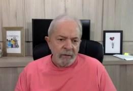 """Lula se desculpa por """"frase infeliz"""" e repudia má-fé de """"maus-caráteres que só falam mal de mim há anos"""" – VEJA"""