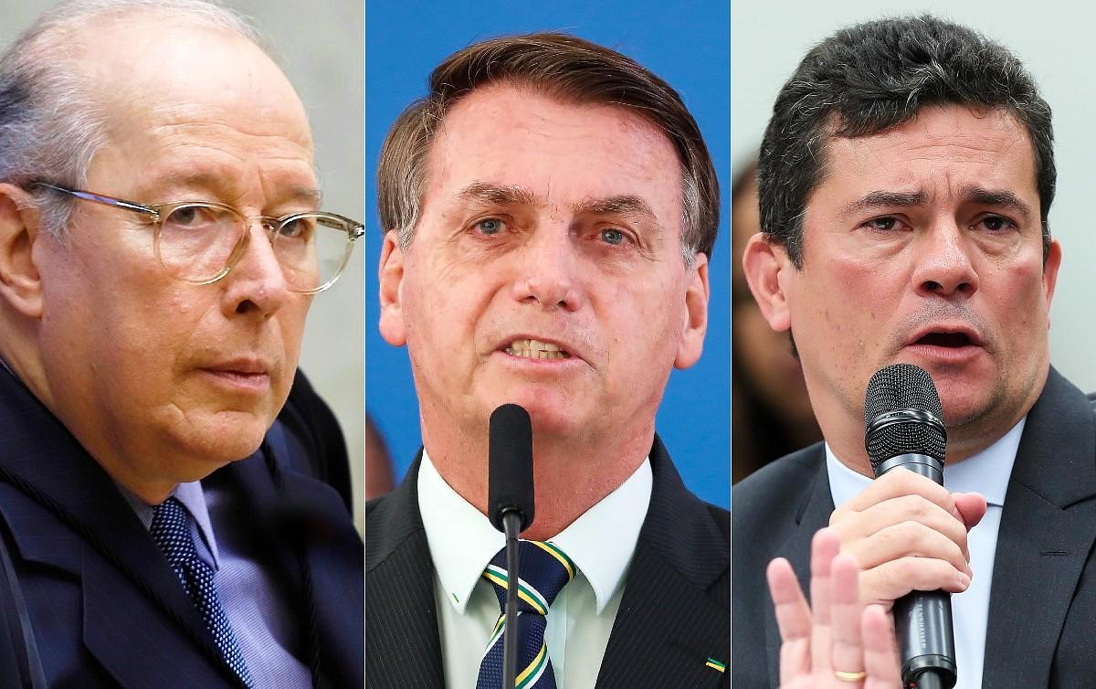 Mello Bolso Moro - URGENTE: Celso de Melo divulga vídeo de reunião ministerial de Jair Bolsonaro; ASSISTA