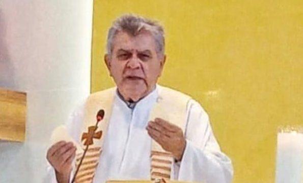 Padre Luiz Antônio e1588459267437 - TESTOU POSITIVO: Padre Luiz Antônio, da Paróquia Menino Jesus de Praga, é diagnosticado com Covid-19