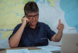 AVISO DE GOLPE: Pessoas estão ligando para moradores de JP, em nome do deputado Ruy Carneiro, para tratar de festa inexistente