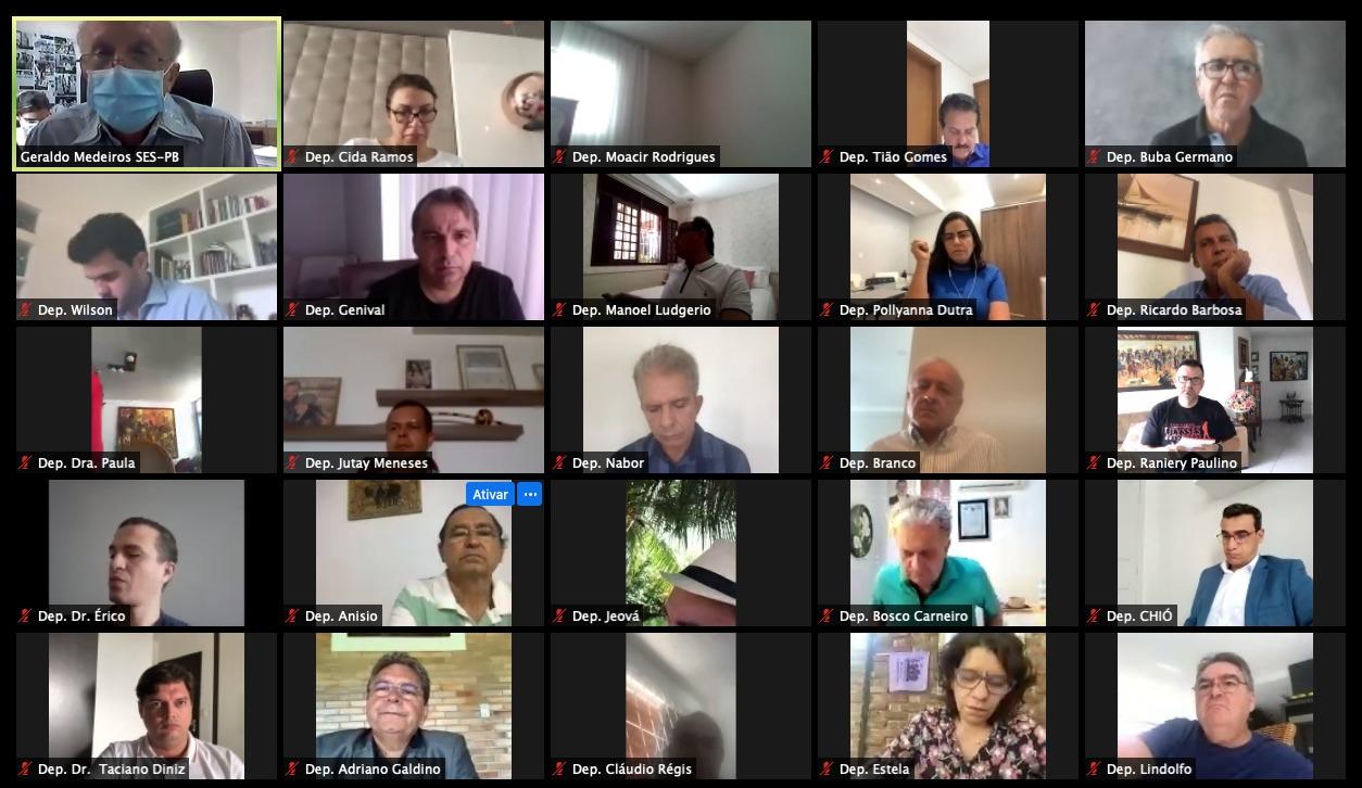 WhatsApp Image 2020 05 13 at 9.49.20 AM - VIDEOCONFERÊNCIA: ALPB é pioneira na participação popular em reuniões remotas de comissões e frentes