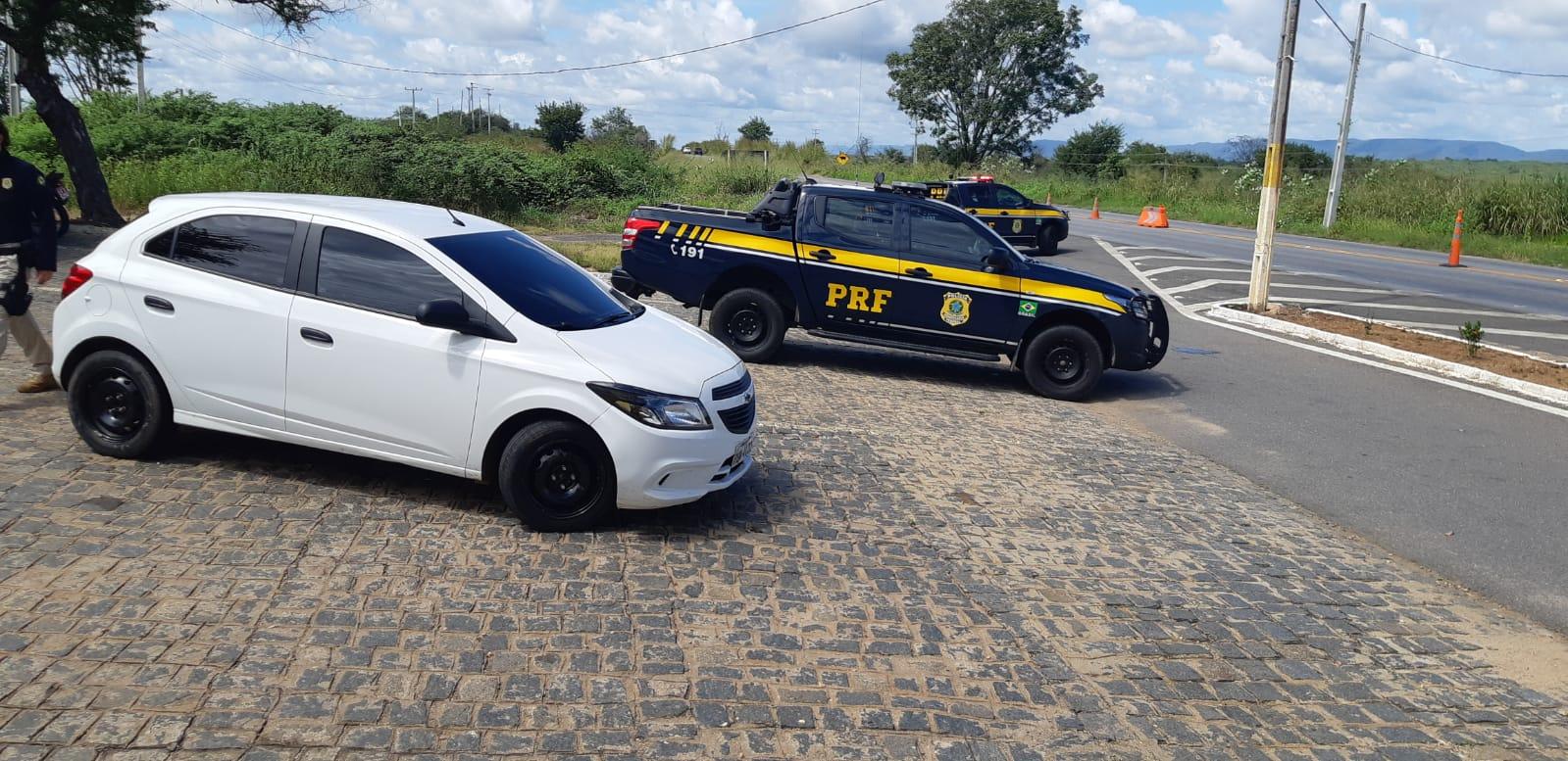 WhatsApp Image 2020 05 29 at 15.51.51 - Veículo roubado em Brasília é recuperado pela PRF na Paraíba durante Operação Tamoio