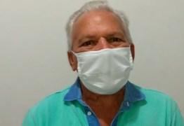 Urgente: com Covid-19, Zé Aldemir é intubado e será transferido para São Paulo