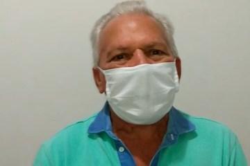 40% DO PULMÃO COMPROMETIDO:  com Covid-19, prefeito Zé Aldemir é internado em hospital