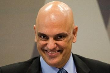 alexandre de moraes - Moraes pede vista e STF suspende julgamento de bloqueio do WhatsApp