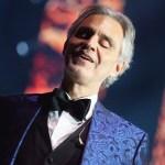andrea bocceli conexao planeta - Andrea Bocelli revela que ele e familiares contraíram coronavírus