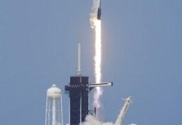 Foguete da SpaceX com dois astronautas é lançado na Flórida – VEJA VÍDEO