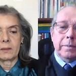 bancoImagemSco AP 444138 - Cármen Lúcia e Celso de Mello rechaçam ataques a magistrados: 'Sem Judiciário, não há lei'