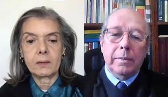 Cármen Lúcia e Celso de Mello rechaçam ataques a magistrados: 'Sem Judiciário, não há lei'