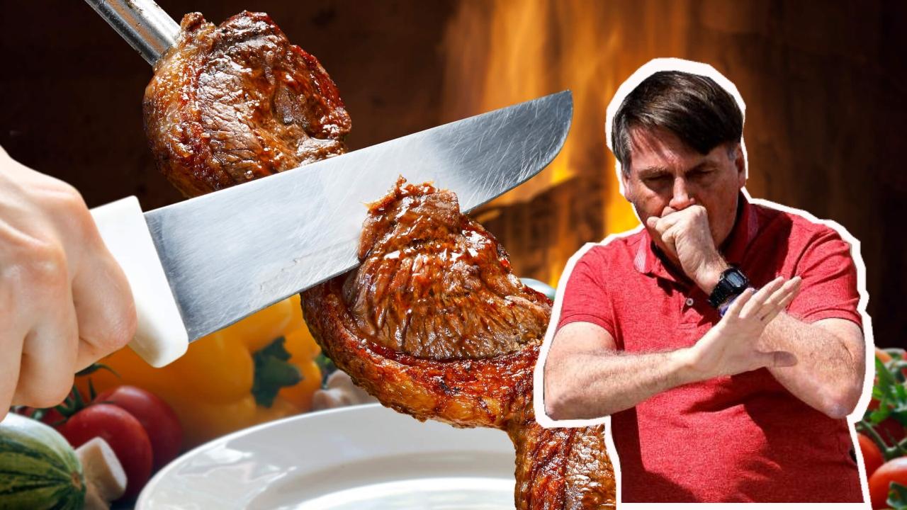 bolsonaro churrasco - O Churrasco da Morte – Por Francisco Airton