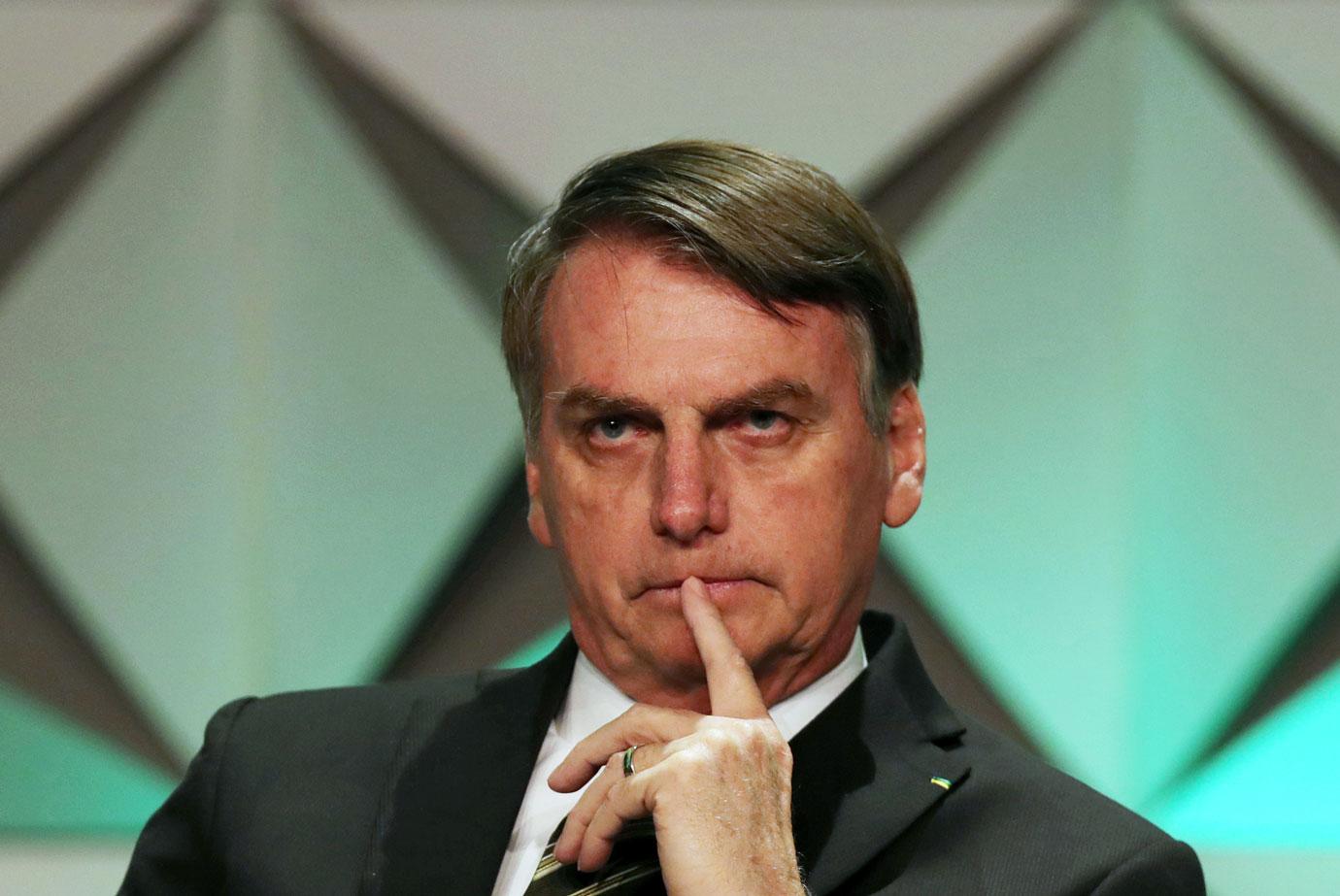 bolsonaro gastos - 'Vai ter mais', diz Bolsonaro sobre ação da PF no Rio