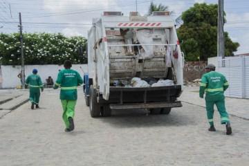 caminhão de lixo foto emlur - Bairros de Campina Grande tem mudanças na coleta de lixo a partir desta segunda-feira