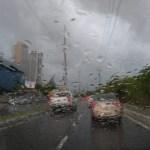 chuvas em joao pessoa 13 - Inmet alerta para perigo potencial de chuvas intensas em 185 cidades da Paraíba