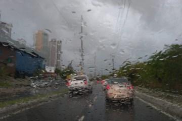 Inmet alerta para perigo potencial de chuvas intensas em 185 cidades da Paraíba