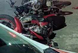 Duas pessoas morrem após colisão entre motos, em João Pessoa