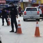 comabte - LOCKDOWN: região Metropolitana de João Pessoa terá dez dias com instalação de barreiras e rodízio de veículos
