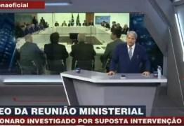 NUNCA MAIS QUER ENTREVISTÁ-LO: Datena rompe com Bolsonaro após assistir aovídeo da reunião ministerial; VEJA