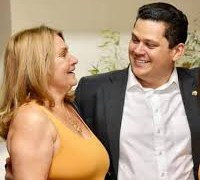 Mãe de Davi Alcolumbre é internada com coronavírus em Brasília
