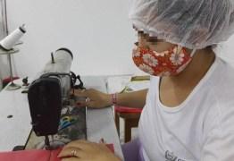 Governo do Estado, por meio da Seap, produz mais de 100 mil máscaras