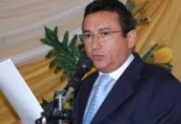 Condenado por Improbidade Administrativa, ex-prefeito de Coremas terá que devolver mais de R$ 20 mil ao erário