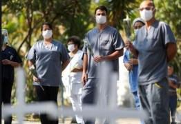 Segundo Governos estaduais, Brasil ultrapassa 12 mil mortes por coronavírus