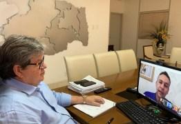 João Azevêdo e prefeitos da Região Metropolitana de João Pessoa criam grupo de trabalho para debater medidas de isolamento social