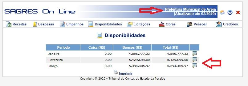 f314b8f0 42b2 440a 99b8 50730a40444e - Prefeitura de Areia possui cerca de R$ 7 milhões disponíveis, mas não investe em ações no combate à Covid-19 diz deputado