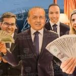 farra das diarias - FARRA DAS DIÁRIAS: CMJP gastou R$ 60 mil com hospedagem e alimentação para bancar vereadores e servidores