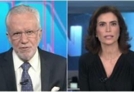 'Ridículo': Vaza áudio em que jornalistas da Globo criticam Alexandre Garcia – OUÇA