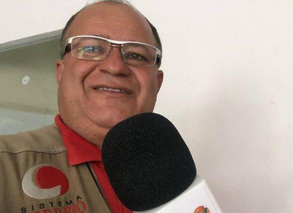 hirann e1590243015158 - GRATIDÃO E DESPEDIDA: Repórter Hiran Barbosa anuncia saída do Sistema Correio de Comunicação