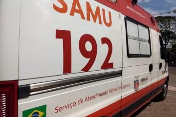 inscricoes para concurso do samu sao prorrogadas ate dia 18 de maio 5eb1a6fc44642 - Acidente entre carro e caminhão deixa um homem morto e outro ferido no Sertão