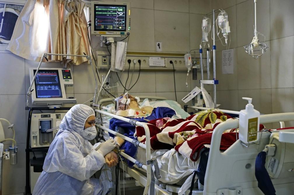 ira mortes corona - Brasil ultrapassa EUA em número de mortes diárias causadas pela covid-19