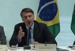 ULTIMATO A MINISTROS: 'Quem não aceitarfamília, Deus, Brasil, liberdade de expressão, está no governo errado', diz Bolsonaro