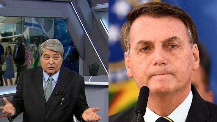 jair bolsonaro datena 5f8bd5dd1421a93405490004d607287e8672b200 - Datena critica Bolsonaro após pedido de demissão de Nelson Teich