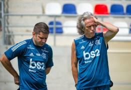 3 jogadores do Flamengo testam positivo para coronavírus