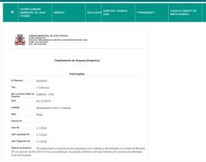 lucas 4 300x235 - FARRA DAS DIÁRIAS: CMJP gastou R$ 60 mil com hospedagem e alimentação para bancar vereadores e servidores