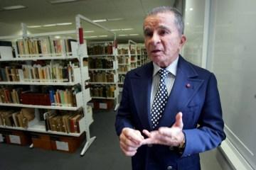 murilo melo filho - Murilo Melo Filho, acadêmico e jornalista, morre aos 91 anos