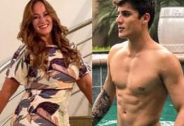 Família de Neymar vem apresentando indisposição com namoro da mãe do craque após descobrir sobre relacionamentos passados de modelo paraibano