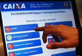 Parcelamento do FGTS pode ser suspenso por até seis meses