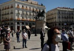 Espanha inicia luto oficial em memória de 27.117 mortos