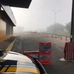 neblina PRF foto joao pessoa - PRF recomenda cautela após formação de neblina na Grande João Pessoa