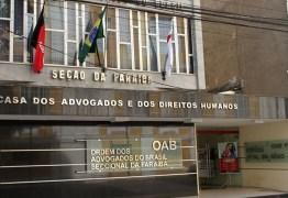 Liminar autoriza funcionamento de escritórios de advocacia, em João Pessoa
