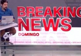 AO VIVO: CNN Brasil mostra apresentador xingando medidas de combate ao Coronavírus – ASSISTA