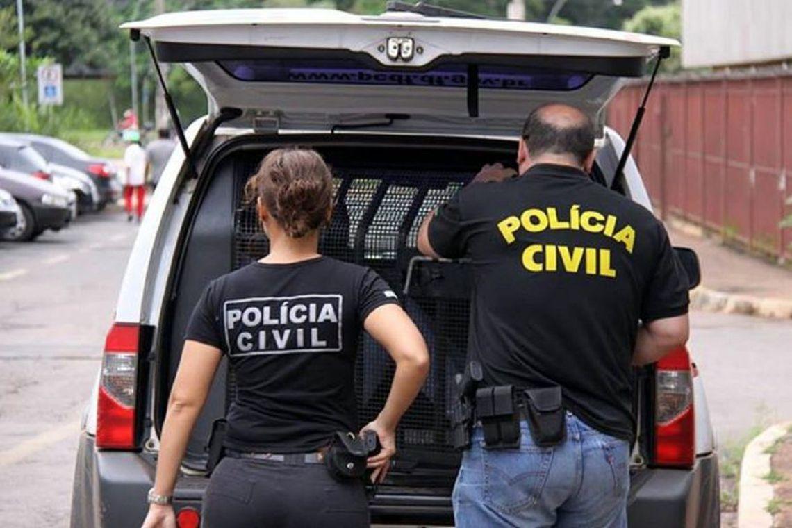 policia civil 1 - Polícia Civil prende em flagrante homem que se passava por policial penal em Campina Grande