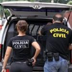 policia civil 1 - Polícia Civil prende em João Pessoa casal suspeito de ter participado de homicídio na zona rural de Logradouro